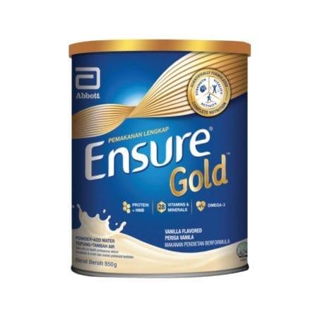 ABBOTT Ensure Gold Vanilla 850G