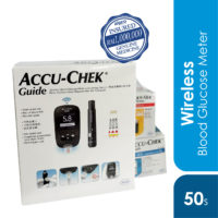 Accu-chek Guide Standard Kit 50s With Fastclix 24s