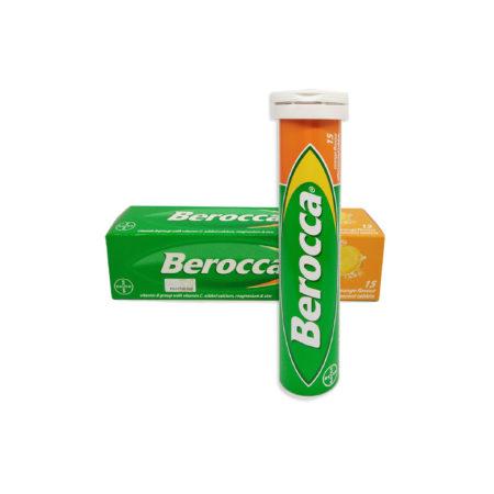 Berocca Effervescent Orange 15s
