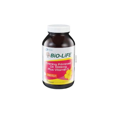 Bio-life Epo 1000mg Plus Vit. E 180s