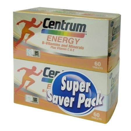 Centrum Energy 2x60s