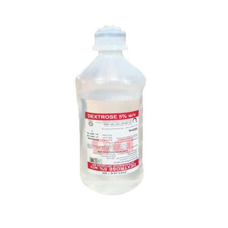 Infusol D5 Dextrose 5% Iv Bp 500ml