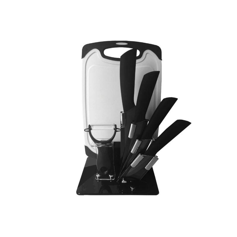 Ladini Dcoltelli Ceramic Knife Set (Worth Rm399.90)