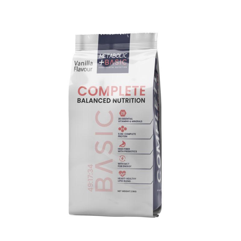 Metabolic+ Basic 2.9kg