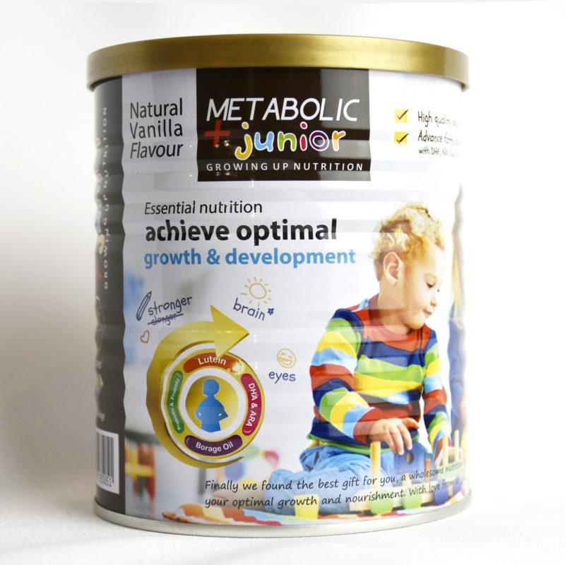 Metabolic + Junior 350G