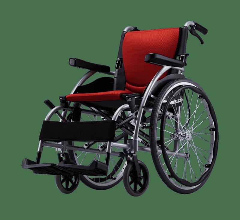 "【RM420 OFF】Karma KM-105-F24-18"" Wheelchair"