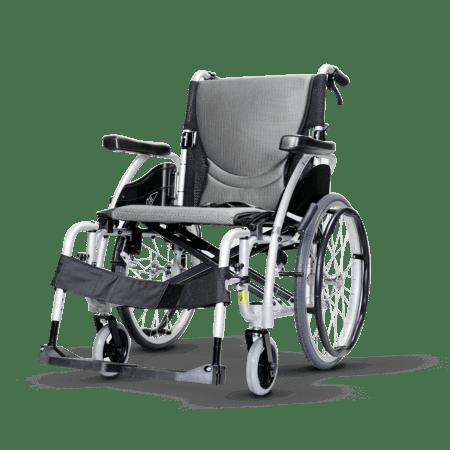 """【RM500 OFF】Karma KM-125-Q24-18"""" Wheelchair"""