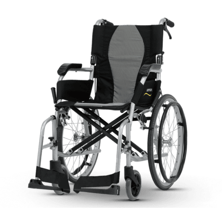 "【RM564 OFF】KARMA KM-2512-F20-18"" Wheelchair"