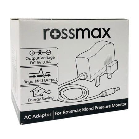 Rossmax Ac Adaptor 6v