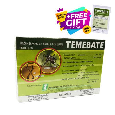 Temebate 10g 10s