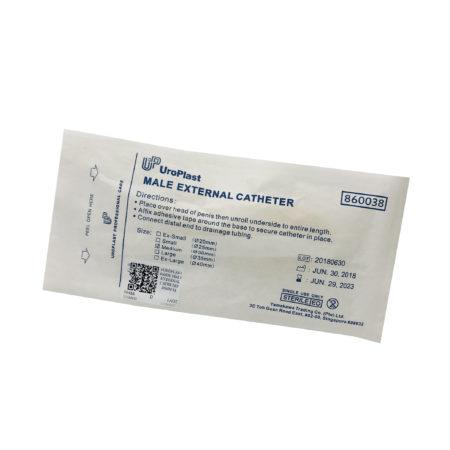 Uroplast 860038 Male External Catheter 30mm M