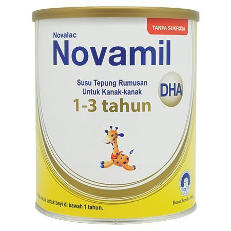Novalac Novamil Dha Growing Up Formula 800g