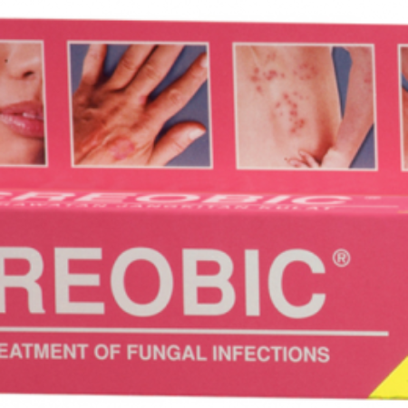 Creobic Cream New Formula 10g