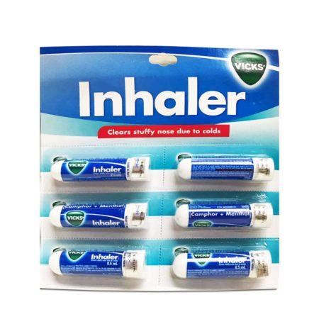 Vicks Inhaler 6s