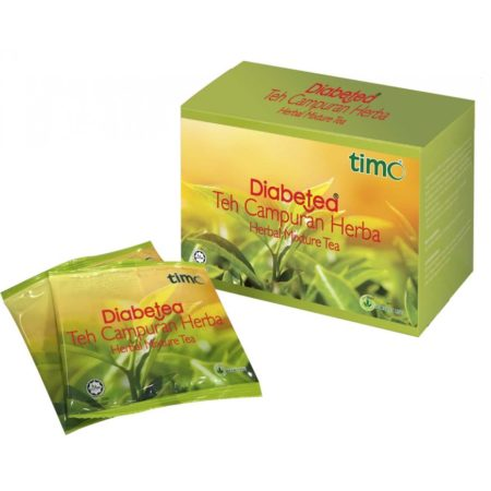 Timo Diabetea Herbal Mixture Tea 2.6g 6s