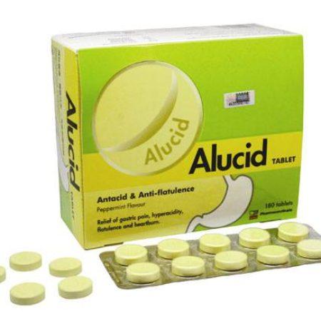 Alucid 18x10s