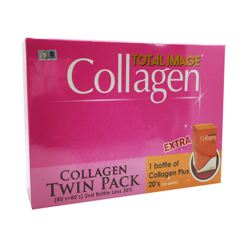 Total Image Collagen 2x80s With Collagen Plus 20s