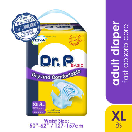 Dr.p Basic Types (xl) 8s