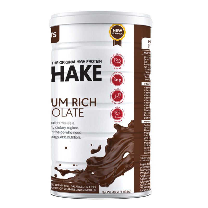 {20 Days Weight Loss Package 1} Actishake Chocolate (Twin Pack) + Actilite BBR 60s