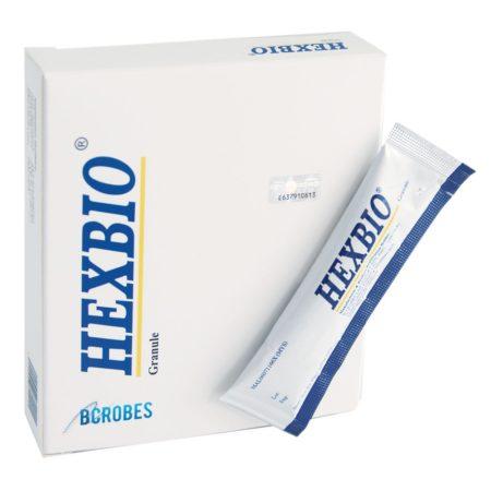 Hexbio Granule Probiotic 3g 45s+5s