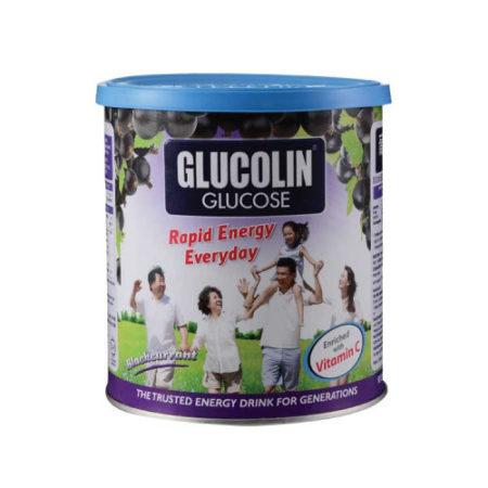 Glucolin Vitamin C Blackcurrant 420g