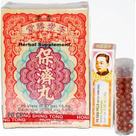 Po Chai Pills 10s