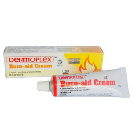 Dermoplex Burn Aid Cream 25g