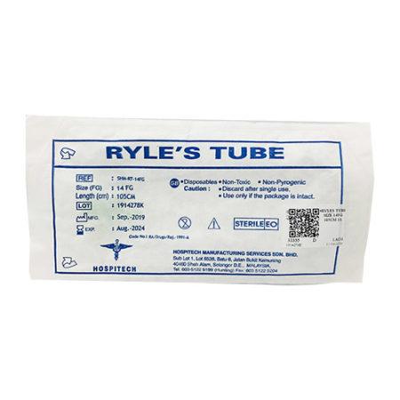 Ryles Tube Size 14fg 105cm 1s