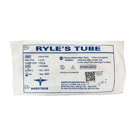 Ryles Tube Size 16fg 105cm 1s