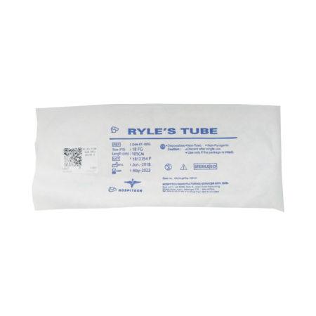 Ryles Tube Size 18fg 105cm 1s
