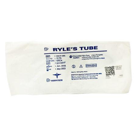 Ryles Tube Size 12fg 105cm 1s