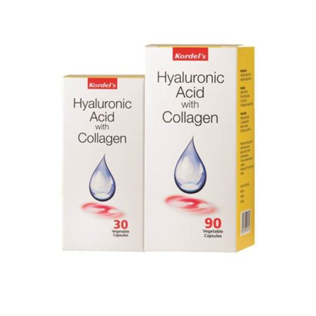 Kordels Hyaluronic Acid With Collagen 90s W/30s
