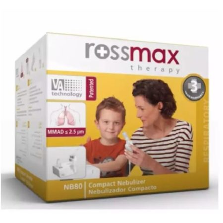 Rossmax Compact Nebulizer Nb80