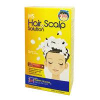 Hs Hair &scalp Solution 2 In 1 2x50ml