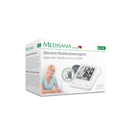Medisana BU530 Digital Blood Pressure Monitor