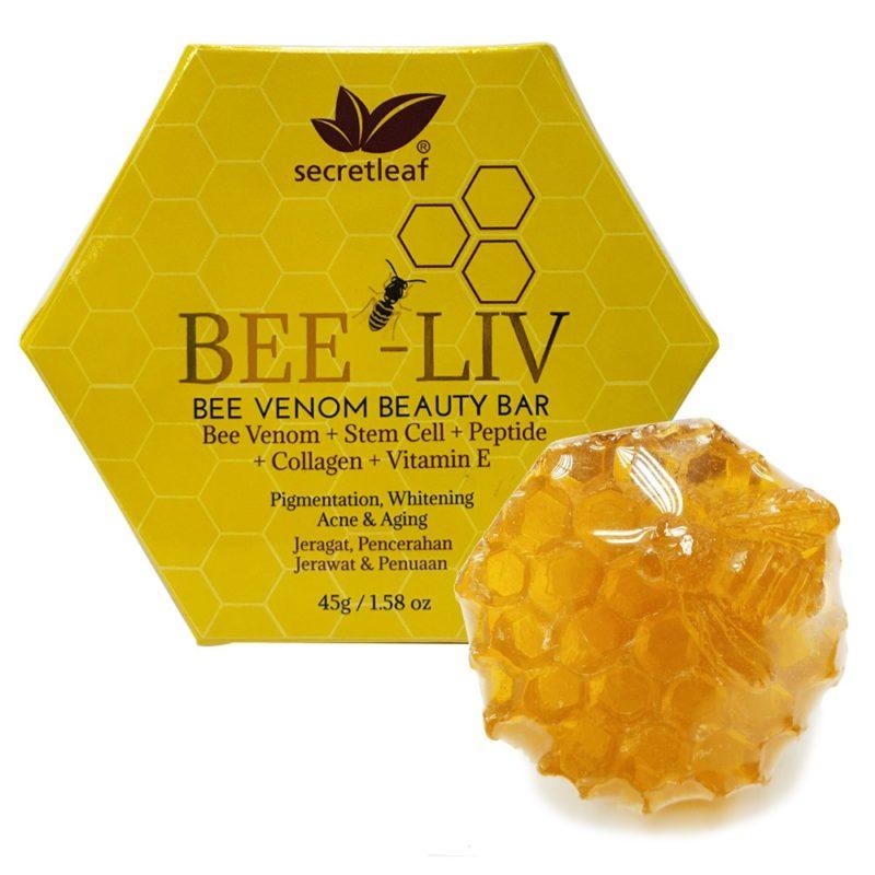 Secretleaf Bee Venom Beauty Bar 45g