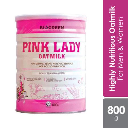 Biogreen Pink Lady Oatmilk 800g