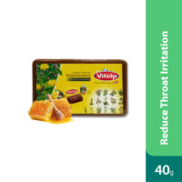 Vitalp Original Herbal Drops With Honey 40g