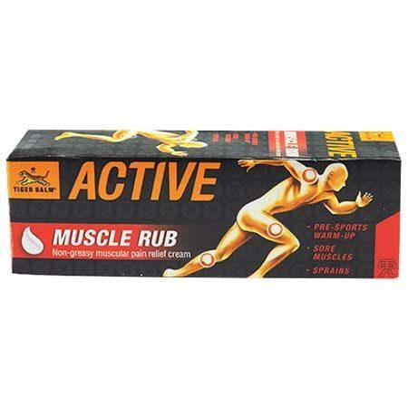 Tiger Balm Active Muscle Rub 60g