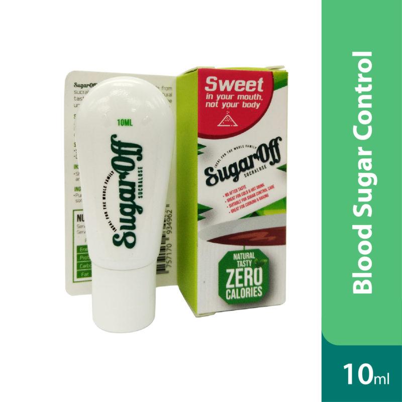 Sugaroff Sucralose Drop 10ml