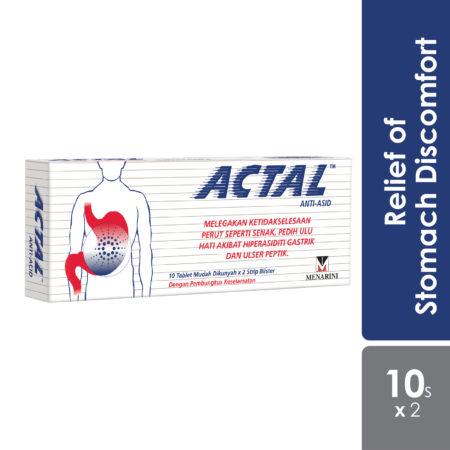 Actal 2x10s