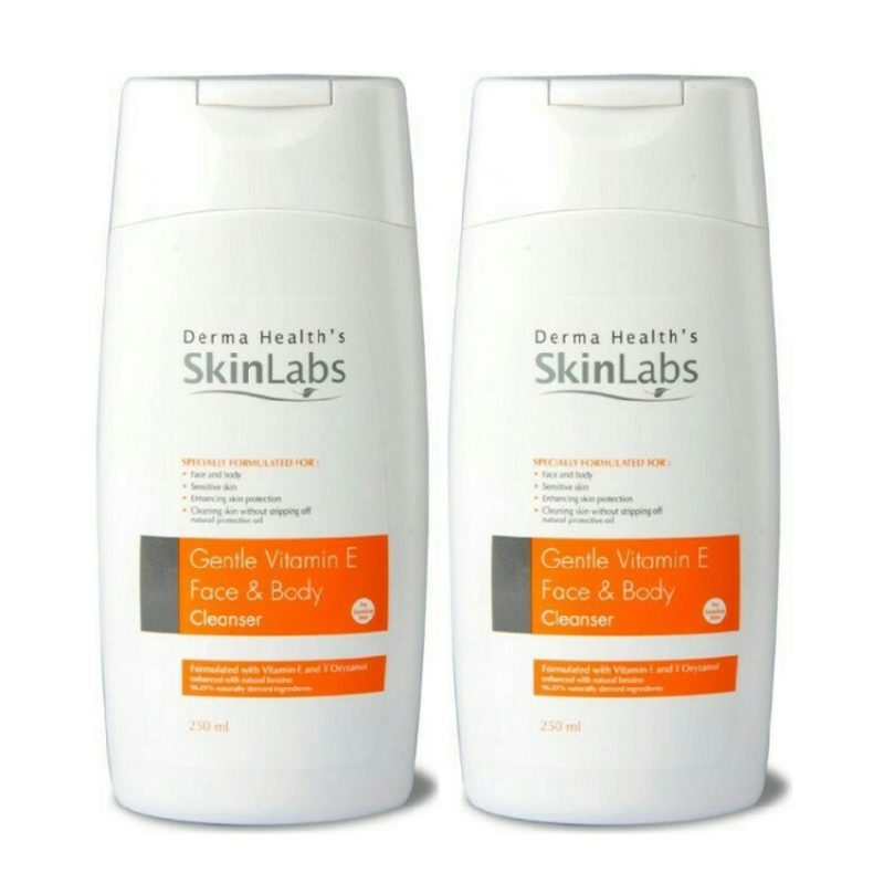 Skinlab Face & Body Cleanser 250ml