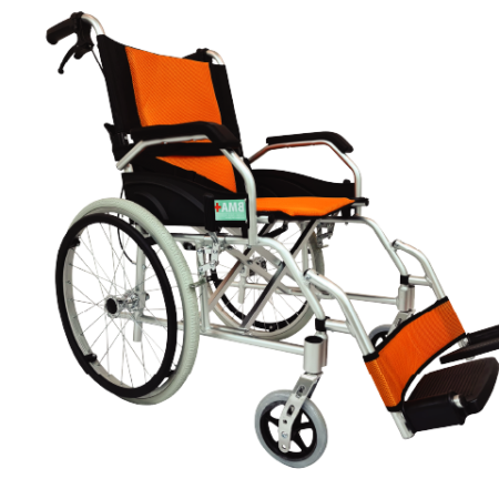 "Bmate Light Aluminum Wheelchair 20"" Ba1769lfh-a"