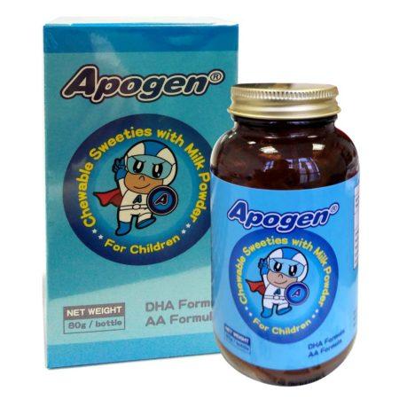 Apogen Children Chewable Tablet 80g