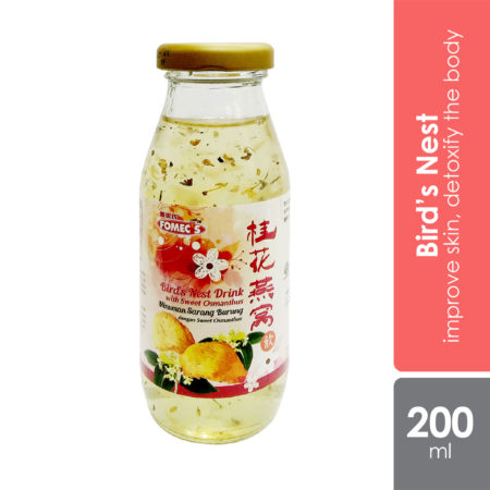 Fomecs Bird's Nest Drink With Sweet Osmanthus 200ml