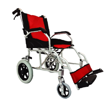 "Bmate Light Aluminum Wheelchair 12"" Bs1769lfh-b"