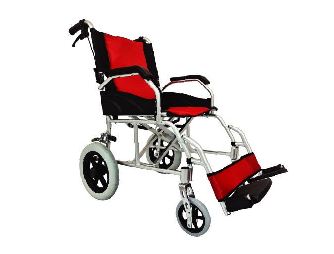 "Bmate Light Aluminum Wheelchair 12"" BS1769LFH-B"