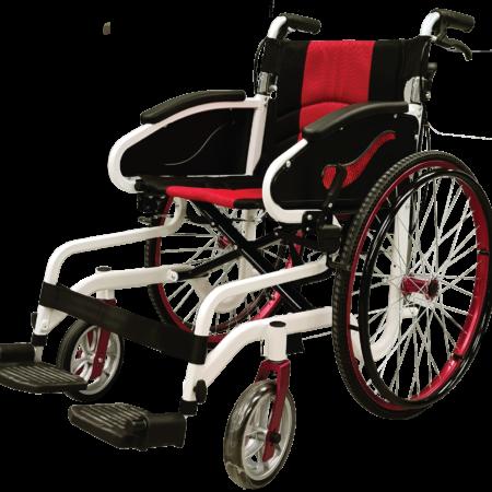 Moven Supreme Light 24 Inch Wheelchair BA997LFH