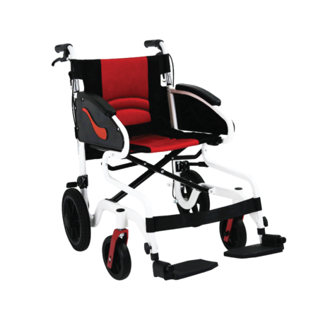 Moven Supreme Light 12 Inch Wheelchair BA997LFH-12