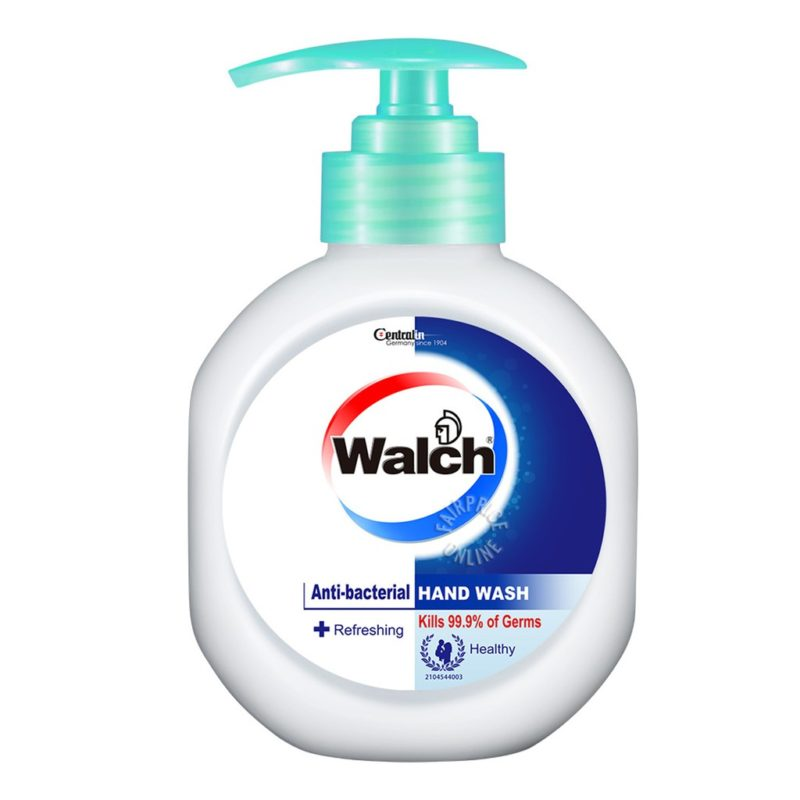 Walch Antibacterial Hand Wash Refreshing 525ml
